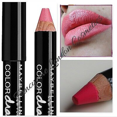 0a37671b9f6 Maybelline New York Color Drama Intense Velvet Lip Pencil In With Coral 420  NEW 3600531030100 | eBay