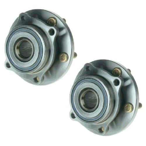 PAIR Front Wheel Hub Bearing Assembly Fit MITSUBISHI ENDEAVOR 04-08 10-11