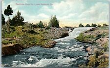 "Redmond, Oregon Postcard ""Deschutes Canal No. 1"" Portland PC Co. c1910s Unused"