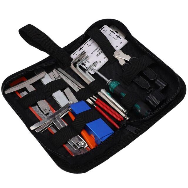 Guitar Tool Kit Repairing Maintenance Tools String Organizer String Action R B9H