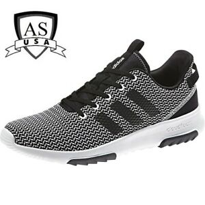 Details about ADIDAS CF RACER TR MEN'S Running shoes WHITE/BLACK DA9305  Size 7.5 NEW