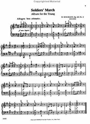 Everybody/'s Favorite Classical Piano Pieces Sheet Music Piano Solo Son 014041709