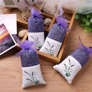 Natural-Lavender-Car-Air-Freshener-Aromatherapy-Aromatic-Dried-Flower-Sachet-Bag