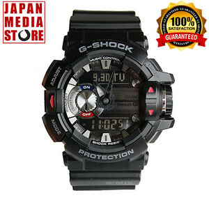 more photos a75d9 6a358 Details about Casio G-SHOCK GBA-400-1AJF NEW! G'MIX Bluetooth iPhone Galaxy  JAPAN GBA-400-1A