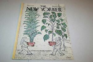 MAY-5-1975-NEW-YORKER-magazine-cover-PLANTS
