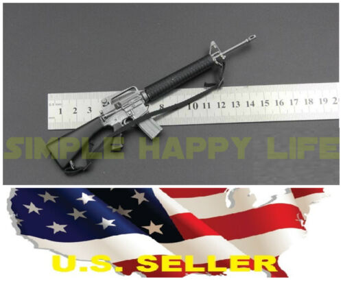 ❶❶NEW 1//6 DRAGON Soldier Model USA Assault Rifle M16 M16A2 Ship from U.S.❶❶
