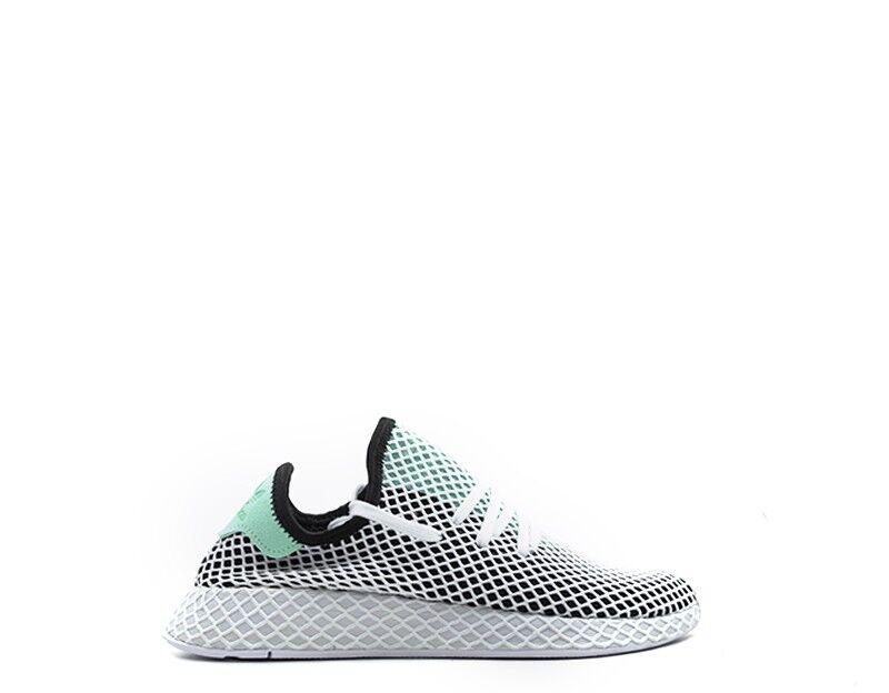 Schuhe ADIDAS Mann NERO/AZZURRO  B28076