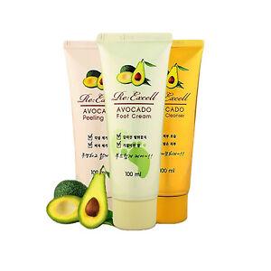 Avocado skin cream