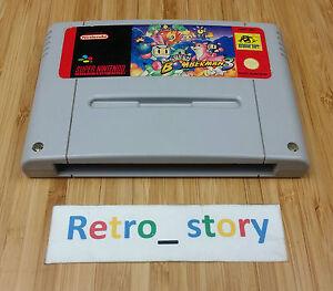 Super-Nintendo-SNES-Super-Bomberman-3-PAL