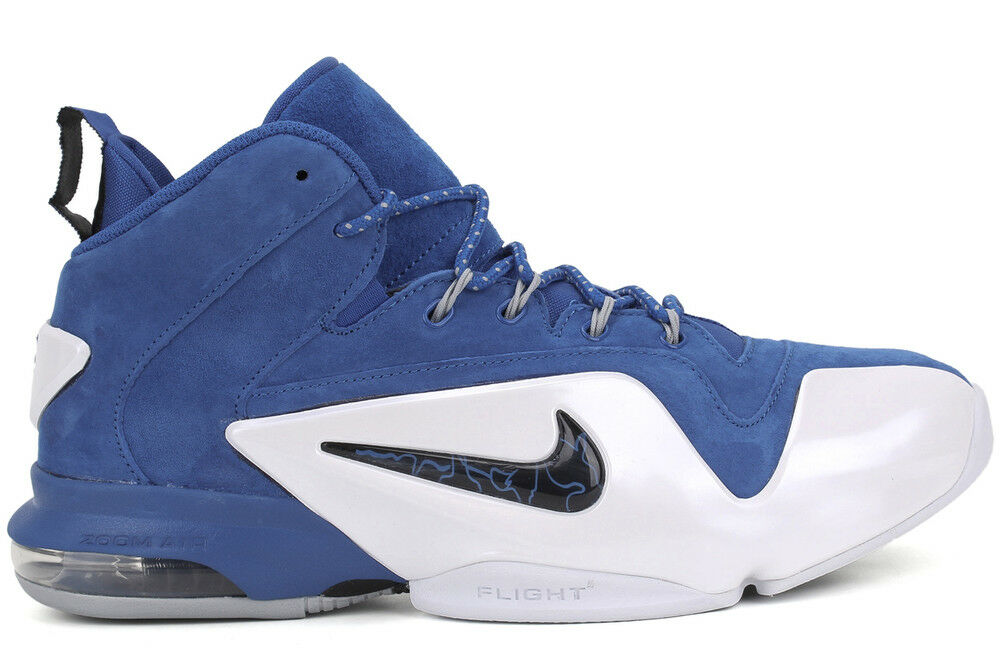 Nike Men's Zoom Penny 6 Shoes NEW AUTHENTIC  Game Royal/Black/White 749629-401 The latest discount shoes for men and women