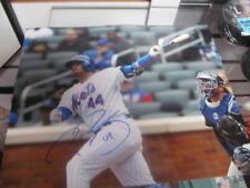 Rene Rivera New York Mets  Signed 8x10 Photo COA