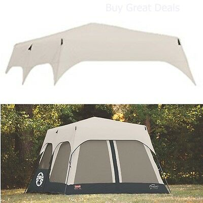 Coleman Accy Rainfly Instant 8 Person Tent Accessory Black