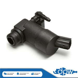 Vorne-Hinten-Windschutzscheibe-Wasserpumpe-DPW1977-Fuer-Ford-Volvo