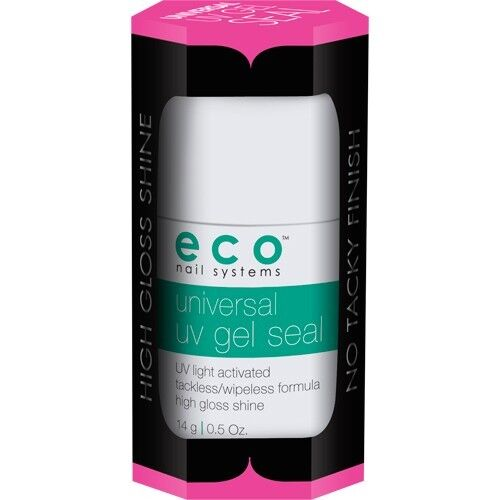 Star Nail Eco Nail Systems Universal UV Gel Seal 12 oz 14g