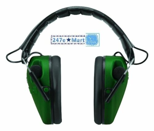 NEW Caldwell E-Max Low Profile Electronic Ear Muffs Hearign Protection Shooting