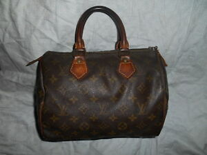 1393b2be50 Louis Vuitton Speedy 25 CM Monogram Bag Pre-owned Condition WITH ...