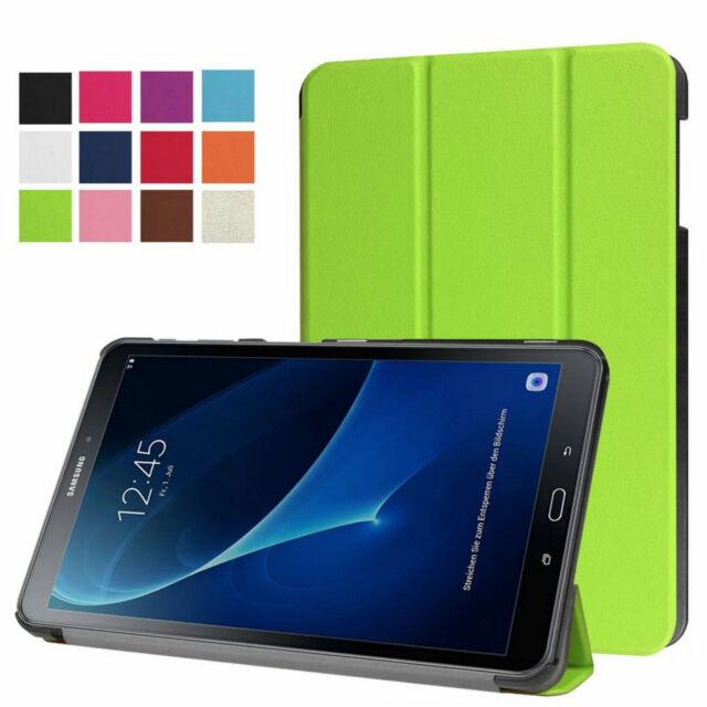 Housse pour Samsung Galaxy Tab A 10.1 Sm T580 T585 Etui Coque Folio Étui M885