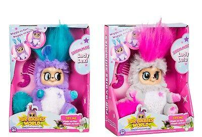 Bush Baby World Shimmies Pink Lady Lulu Soft Toy 2310