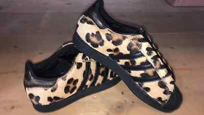 Chaussures Adidas Super Star avec Cheval Moucheté | eBay