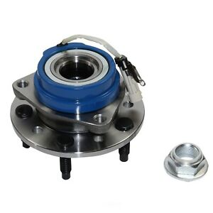 Wheel Bearing And Hub Assembly Front Gmb 730 0002 Ebay