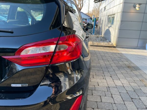 Ford Fiesta 1,0 EcoBoost mHEV Titanium billede 4