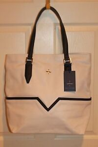 Image Is Loading New Nwt Pour La Victoire White Black Leather