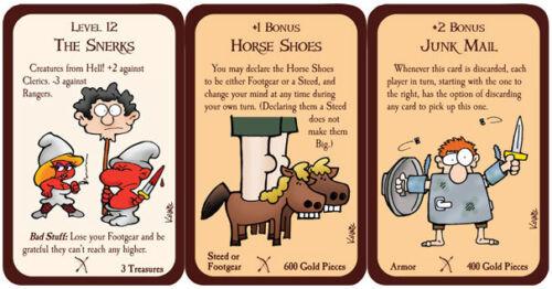 Munchkin 5 De-Ranged Expansion Card Game Steve Jackson Games
