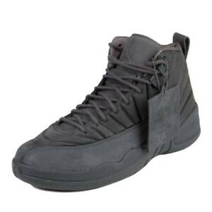 premium selection 62c34 b2cdf Details about Nike Mens PSNY Public School x Air Jordan 12 Retro Dark  Grey/Black 130690-003