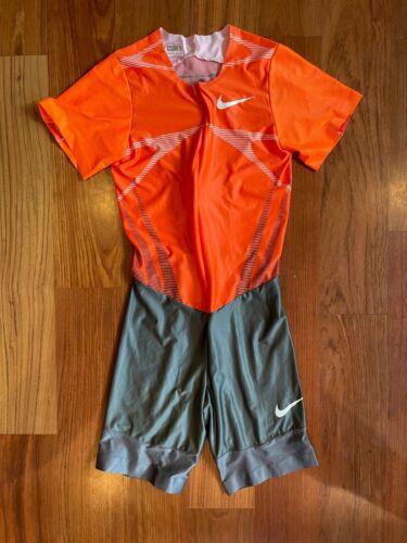 Nike Raceday Men's SS Unitard.  Mens size L