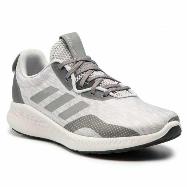 Street Running Shoes BC1037 Gray Silver