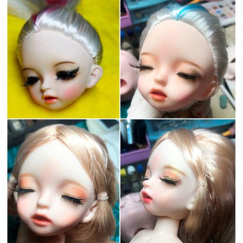Mädchen Puppe Bewegliche Nackte Körper mit Puppenkopf Modell für 1//6 BJD