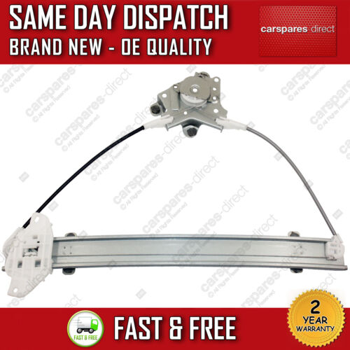 FOR HYUNDAI ACCENT X3 MK1 94/>00 FRONT RIGHT DRIVER SIDE WINDOW REGULATOR 4 DOORS