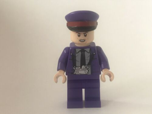 Lego Harry Potter Minifigure Stan Shunpike New from set 75957 hp192