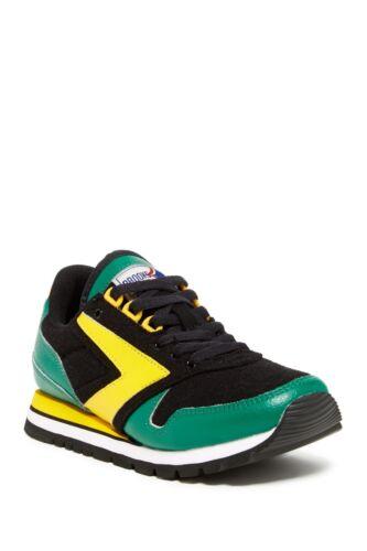 Brooks Chariot Sneaker LEMONCHROME-VERDANTGREEN-BLACK sz 6.5 New in box lemon