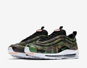 the best attitude 61be4 f916f Image is loading Nike-Air-Max-97-Premium-International-Air-Country-