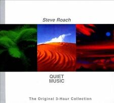 Steve Roach Quiet Music: The Original 3-Hour Collect CD