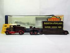 """TRACKSIDE 1:76 (OO) SCALE SHOWMANS RANGE - SCAMMELL """"ANDERTON & ROWLANDS JUNGLE"""""""