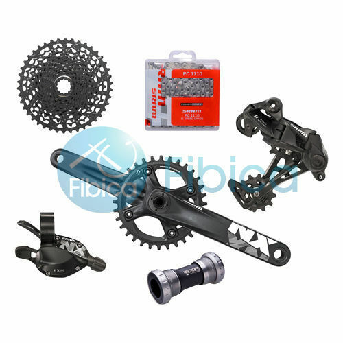 New SRAM NX 1x11-speed Groupset Group set 30t 32t 170mm 175mm