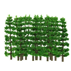 20pcs-3-5-034-Fir-Trees-HO-N-Scale-Model-Train-Layout-Scenery