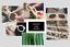 Luxury Handmade Stripe Wood Sunglasses Polarized Lens Wooden Eyewear With Box