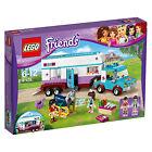 Lego 41125 Friends Horse Vet Trailer Construction Set