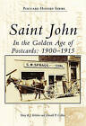 Saint John in the Golden Age of Postcards:: 1900-1915 by Donald P Collins, Terry R J Keleher (Paperback / softback, 2009)