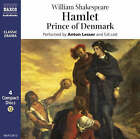 Hamlet: Prince of Denmark: Performed by Anton Lesser & Cast by William Shakespeare (CD-Audio, 1997)