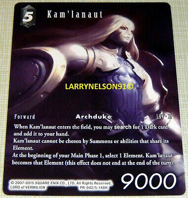 FINAL FANTASY OPUS 5 KAM/'LANAUT NEAR MINT 5-148H HERO NON-FOIL