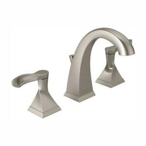 Delta 35741 Sp Dst Everly 8 In Widespread 2 Handle Bathroom