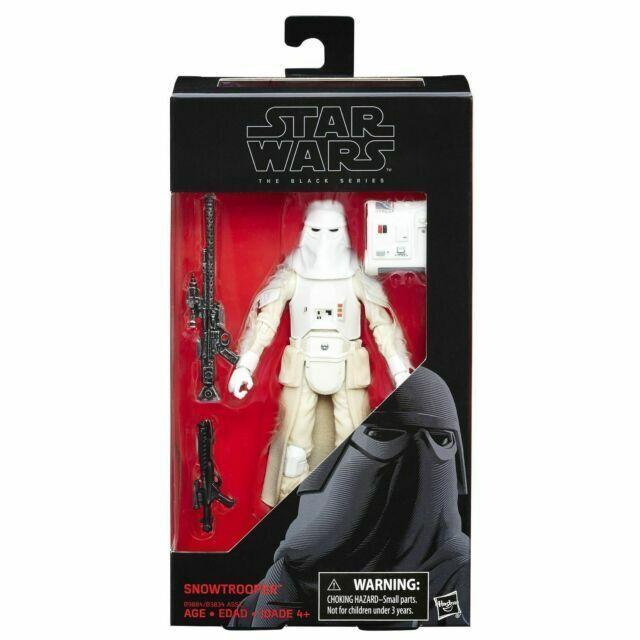 "Snowtrooper 6/"" The Black Series STAR WARS #35 Hasbro NEW MIB"