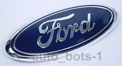FORD F-150 2004-2014 BLUE OVAL FRONT GRILLE GRILL 9 INCH LOGO 4L3Z-1542528-AB