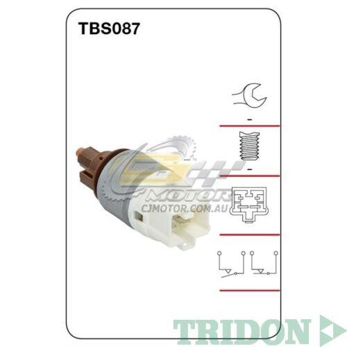 Petrol 2GR-FE TRIDON STOP LIGHT SWITCH FOR Toyota Tarago 01//07-04//08 3.5L