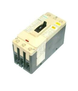 Details about Siemens 3VF1 231-1DG21-0AA0 3-Pole Circuit Breaker 40 AMP 600  VAC