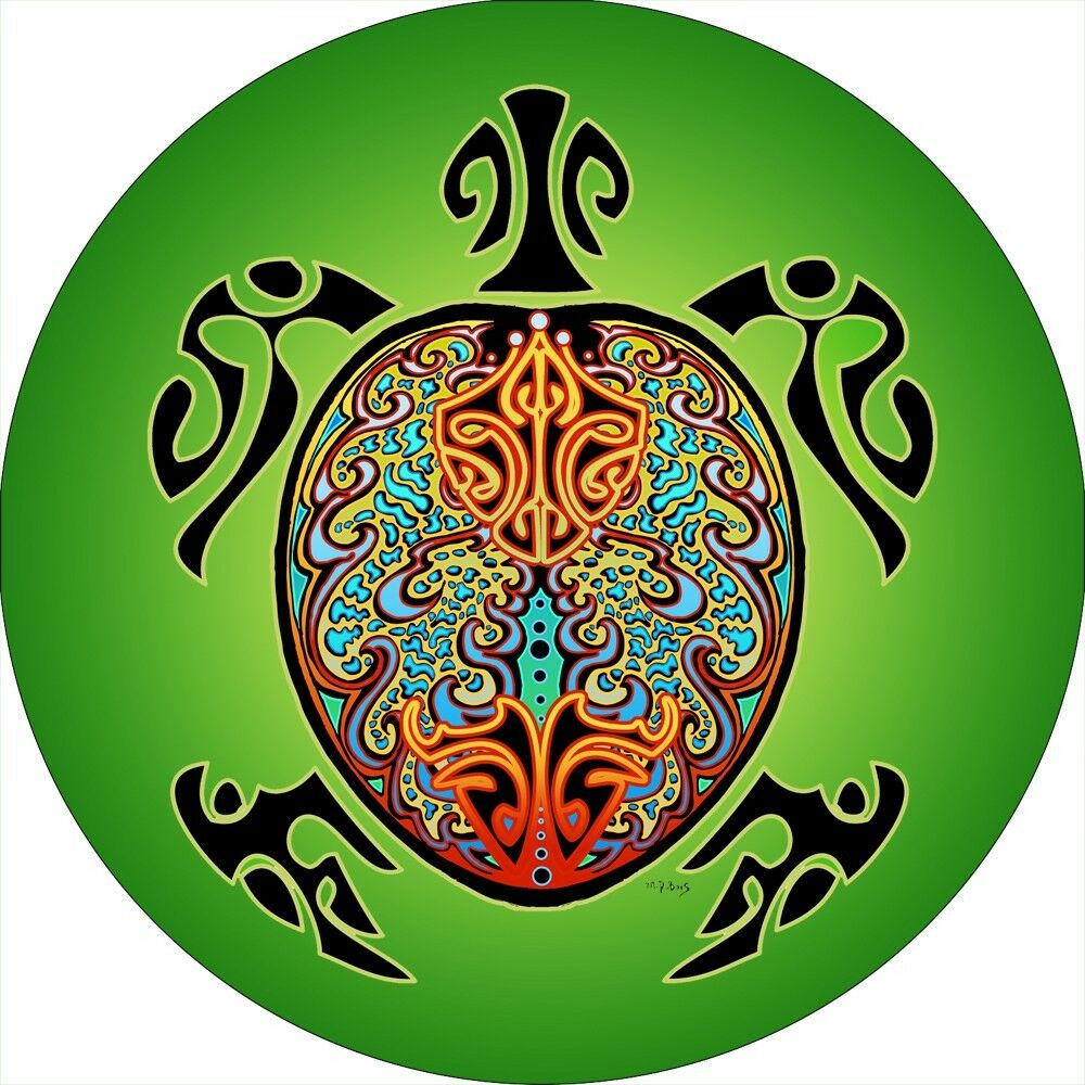 Turtle Green  Spare Tire Cover Jeep RV Camper VW Trailer etc(all sizes available)  wholesale